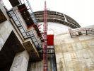 На Ленинградской АЭС завершились испытания системы ограждения здания строящегося энергоблока