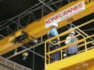 Konecranes has received an order from Hamburger Hafen und Logistik