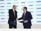 """""""КАМАЗ"""" и """"Сименс АГ"""" подписали соглашение о сотрудничестве на ПМЭФ-2017"""