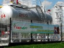 Participants of the Silk Road Rally Will Refuel at the TATNEFT's Filling Station