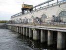 На Нижегородской ГЭС открыта водосливная плотина