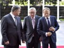 President of the European Commission Jean-Claude Juncker: Ukraine can establish a Special Anti-Corruption Chamber