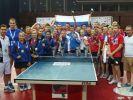 На первенстве Европы теннисисты из Москвы выиграли три золота