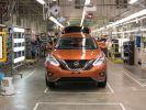 Завод Nissan в Санкт-Петербурге уходит на летние каникулы