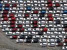 В первом полугодии импорт легковых автомобилей упал на 13%