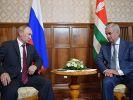 Путин: Совместная работа силовиков должна повысить безопасность туристов в Абхазии