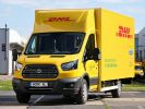 "DHL Group and Ford unveil the early build StreetScooter WORK XL electric delivery van or ""e-van"""