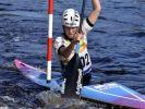 Московская спортсменка выиграла две медали первенства Европы по гребному слалому
