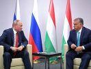 Владимир Путин провёл встречу сПремьер-министром Венгрии Виктором Орбаном