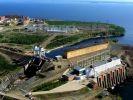 Третий пусковой комплекс Усть-Хантайской ГЭС запущен в работу