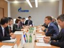 Gazprom and JBIC sign Memorandum ofUnderstanding toadvance cooperation at the Eastern Economic Forum 2017 in Vladivostok