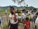 "UN and partners aiding ""unprecedented"" flow of refugees from Myanmar"