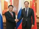 Россия и Китай обсудили ряд новых проектов в различных отраслях промышленности