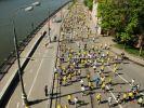 Более 50 московских улиц, бульваров, площадей, набережных перекроют в день марафона