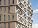 Нидерландская деревянная башня Patch22 стала лауреатом престижной премии