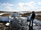 Microbes in permafrost are major contributors to climate change, research shows