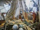 Ход осеннего промысла в пограничных водах проинспектировала рыбоохрана России и Китая