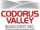 Codorus Valley Bancorp Declares Quarterly Cash Dividend