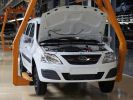 The Russian car market grew by 10.6% up to 1 million 129 thousand 374 cars