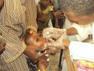 """Eradication of polio """"once and for all"""" within reach - UN health agency"""
