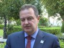 Dacic participated in the OSCE Mediterranean Conference, held in Palermo