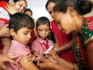 Measles deaths fall, but world still far from eliminating disease - UN-backed report