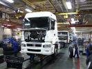 Производство КАМАЗ в октябре выросло на 9%
