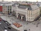 На Новой площади в Москве введена выделенная полоса