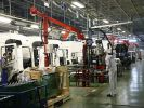 The advanced cab assembly line is to be modernized at the automobile plant of KAMAZ