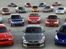 Составлен список наиболее угоняемых автомобилей в России