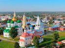 Подмосковье вошло в топ-3 лидеров рейтинга туристической привлекательности регионов России
