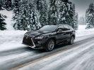 Lexus в 2017 году увеличил долю в премиум-сегменте на российском рынке