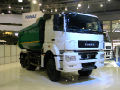 KAMAZ started export to the Philippines