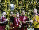 Кубок легенд вновь соберёт в Москве звёзд мирового футбола