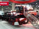 Российский комбайн NOVA дебютировал на международной выставке