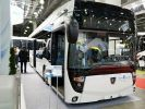 """""""GAZ Group"""" presented a new electric bus"""