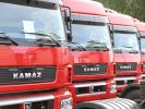 KAMAZ started the production of a new three-axle truck tractor