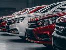 АВТОВАЗ в феврале увеличил продажи автомобилей LADA на 37%