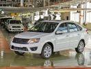 Производство лифтбека LADA Granta стартовало в Тольятти