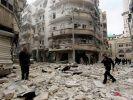 Дума - единственный осаждённый город в сирийской Восточной Гуте