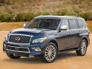Updated Infiniti QX80 will soon appear in Russia
