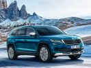 The starting price for Skoda Kodiaq of local production is announced