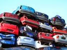 In Russia, the utilization rate for cars