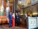 Путин поздравил православных христиан с праздником Пасхи