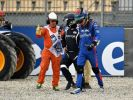 Знаменитый пилот Формулы-1 Брендон Хартли опроверг слухи о своём скором увольнении