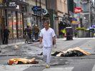 Мужчине, совершившему теракт в Стокгольме, суд вынес приговор – пожизненное