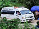 Спасатели эвакуировали всех людей из пещеры в Таиланде