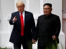 Трамп опубликовал в Twitter письмо Ким Чен Ына