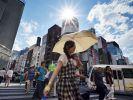 Из-за аномальной жары в Японии пострадали более тысячи человек