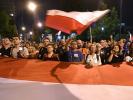 В Варшаве полиция использовала слезоточивый газ против демонстрантов